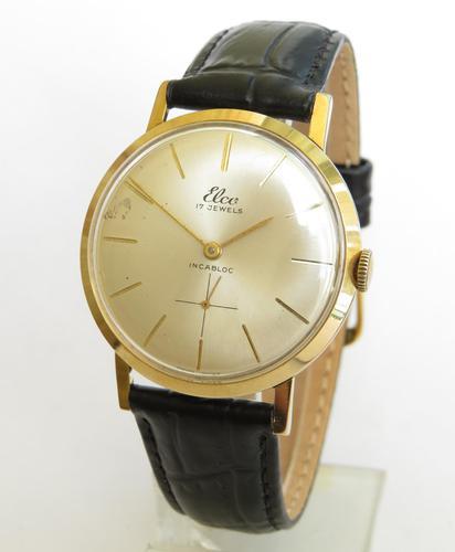 Gents 1960s Elco Wristwatch (1 of 5)