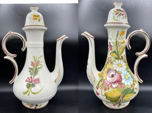 Antique Porcelain Ewer Aşurelik - Ibrik for a Turkish Market (1 of 7)