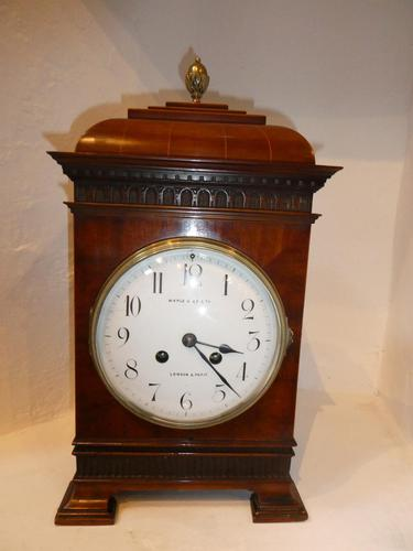Early 19th Century Mantel Clock by Maples & Co (1 of 9)