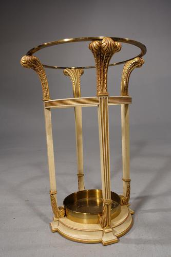 Elegant Early 20th Century French Stick Stand (1 of 5)