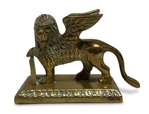Lion of Saint Mark (1 of 6)