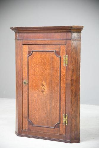Antique Georgian Corner Cupboard (1 of 10)