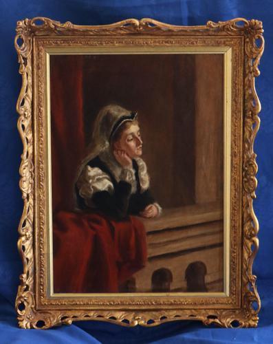 Victorian Portrait (1 of 3)