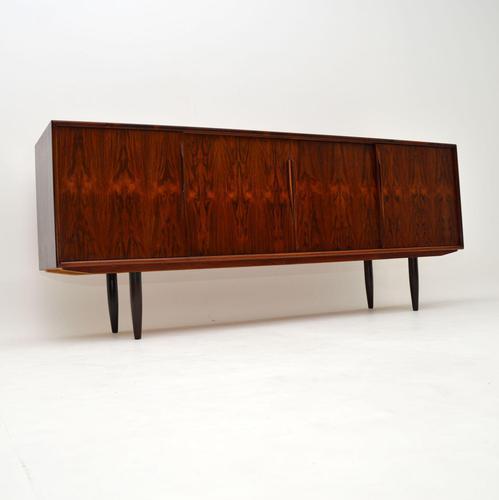 Danish Vintage Rosewood Sideboard by Gunni Omann (1 of 14)