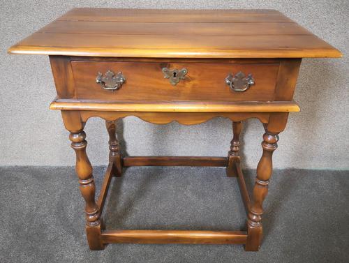 Theodore Alexander Mahogany Table (1 of 11)