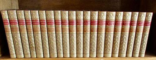 1869 Works of Thomas Carlyle, Collection of   20 Volumes (1 of 5)