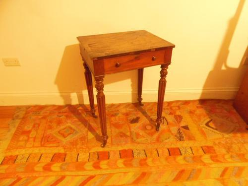 Gillows Work Table (1 of 4)