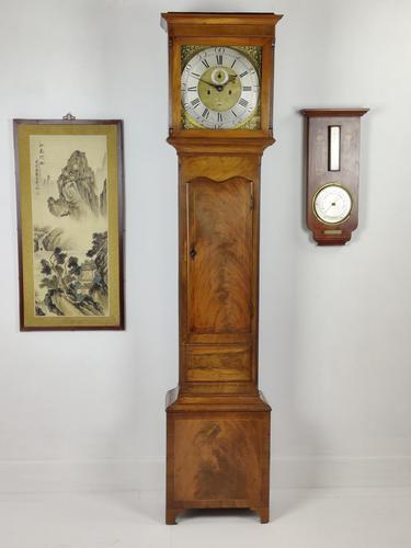 Irish Longcase Clock (1 of 9)