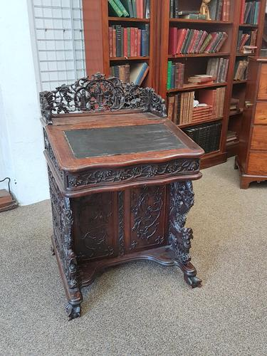 Antique Chinese Desk c.1900 (1 of 9)