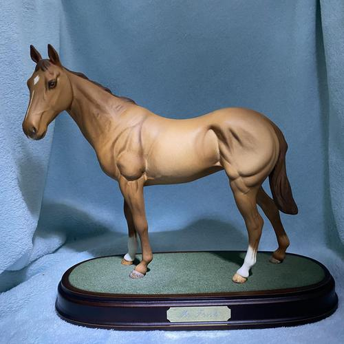 """Beswick Connoisseur Collection Racehorse """"Mr Frisk"""" (1 of 13)"""
