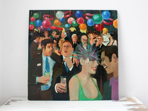 """Office Party"" by Cyril Mount (1 of 4)"
