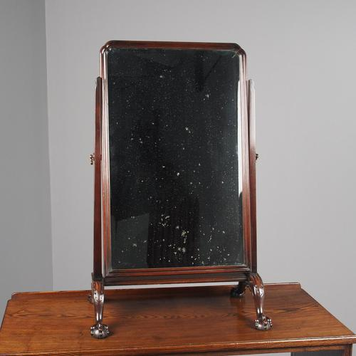 Edwardian Mahogany Dressing Mirror by Muirhead Moffat & Company (1 of 10)
