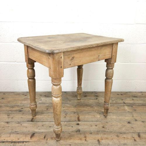 Antique Oak & Pine Farmhouse Table (1 of 8)