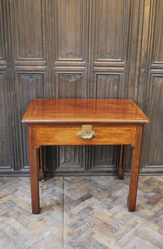 Chippendale Period Artists Table (1 of 11)