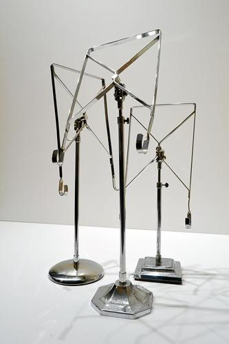1950s Chrome Shirt Stands (1 of 5)