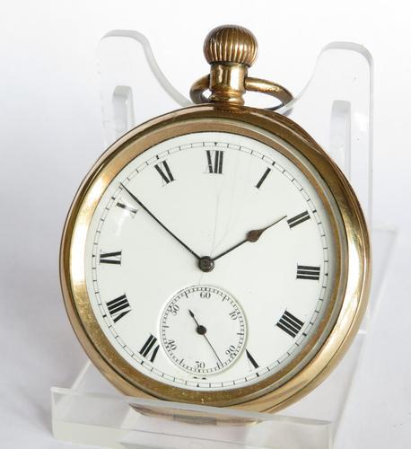 1904 Antique Waltham Duke Pocket Watch (1 of 5)