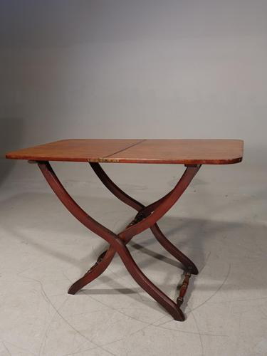 Attractive 19th Century Coaching Table (1 of 5)