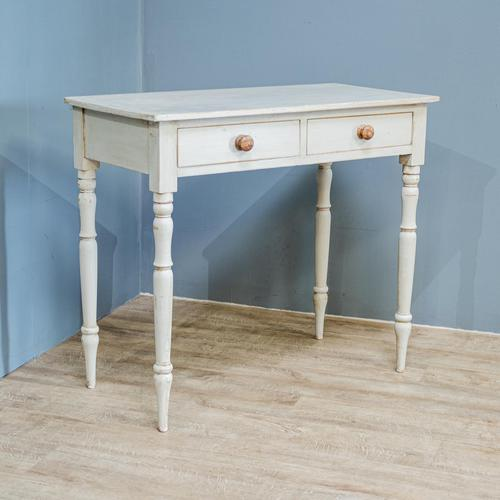 Vintage Painted Side Table (1 of 6)