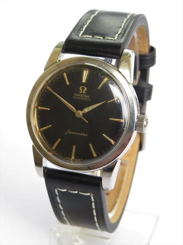 Gents Omega Seamaster wrist watch, 1959 (1 of 6)