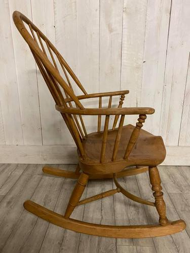 Windsor Back Rocking Chair (1 of 6)