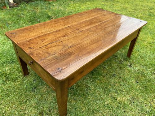Cherrywood Coffee Table (1 of 6)