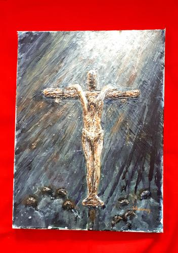 The Crucifixion (1 of 4)
