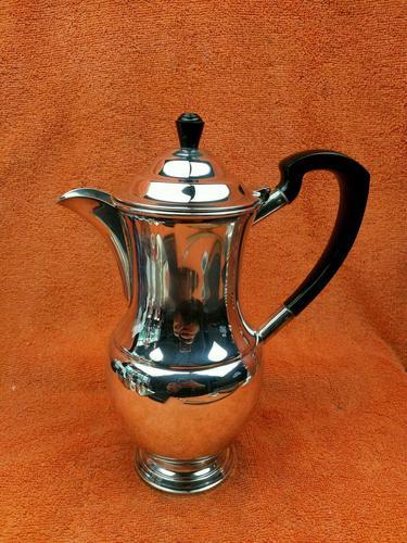 Vintage Silver Plate Coffee Pot Garrard & Co Ltd (1 of 9)