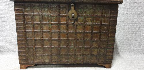 Iron Bound Dowry Chest (1 of 12)