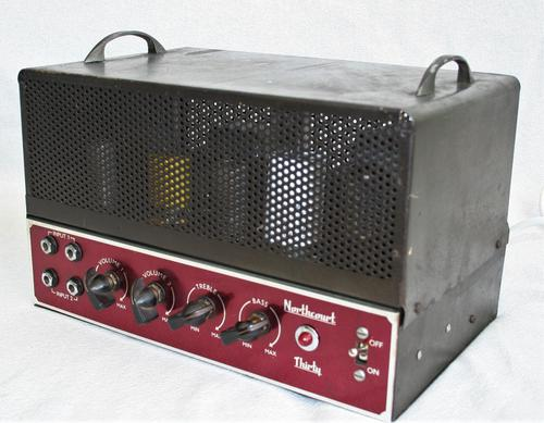 Northcourt Thirty- 1960s Valve Amplifier (1 of 13)