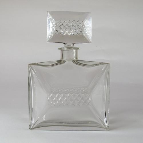 Lage Art Deco Style Baccarat Perfume Bottle (1 of 6)