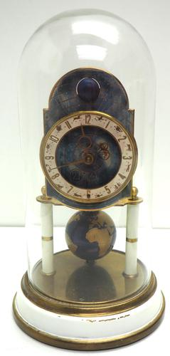 Rare Early Kaiser Universe 400-day Mantel Clock – Astral Torsion Clock (1 of 9)