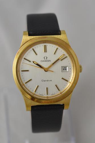 1977 Omega Geneve Wristwatch with Paperwork (1 of 7)