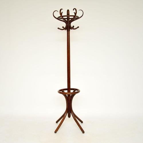 Antique Bentwood Coat & Hat Stand (1 of 7)