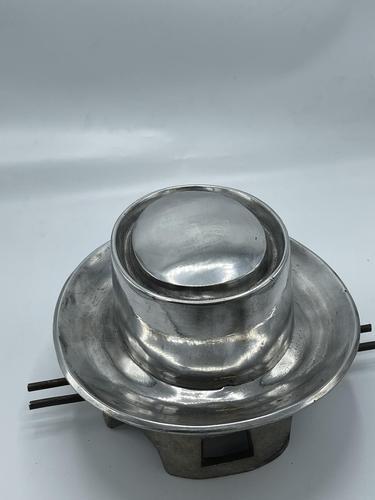 Vintage Aluminium Metal Hat Mould (1 of 7)