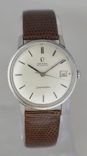 1966 Omega Seamaster Automatic Wristwatch (1 of 5)