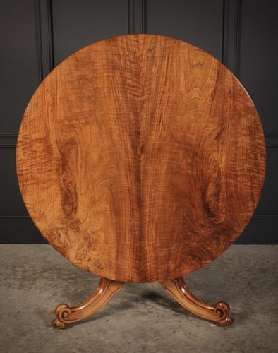 Walnut Breakfast Table By Holland & Sons (1 of 14)
