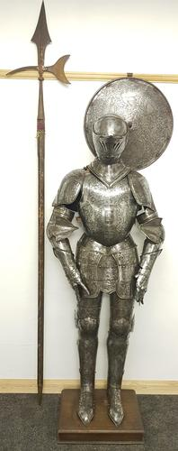 19th Century Copy of Italian Venetian Medieval Armour (1 of 9)