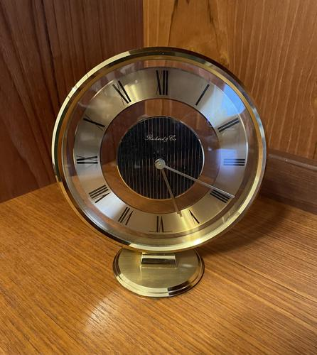 Richard & Cie Floating Dial Mantel Clock (1 of 7)