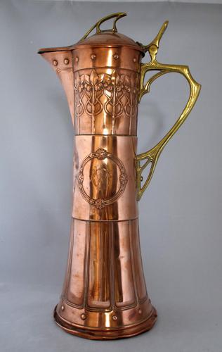 Art Nouveau Jugendstil Ewer (1 of 8)