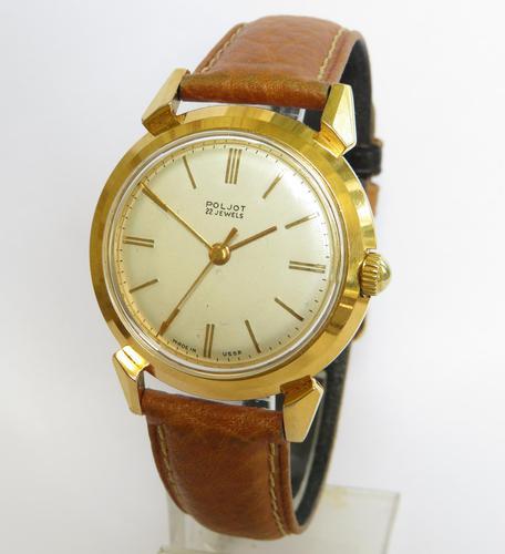 Gents 1950s Poljot Automatic Wrist Watch (1 of 4)