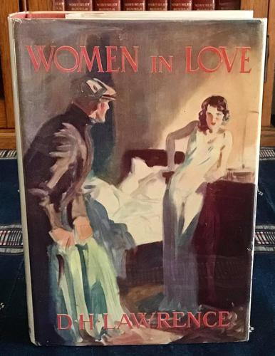 1935 Women in Love by  D. H. Lawrence (1 of 8)
