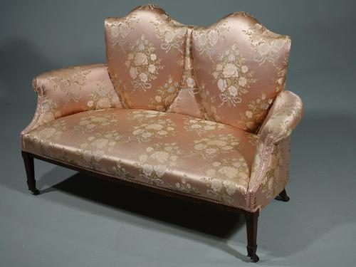 Elegant Late 19th Century Boudoir Sofa (1 of 6)