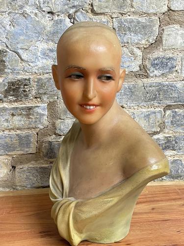 1920s Wax Mannequin (1 of 6)