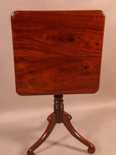 Early 19th Century Tripod Table (1 of 6)