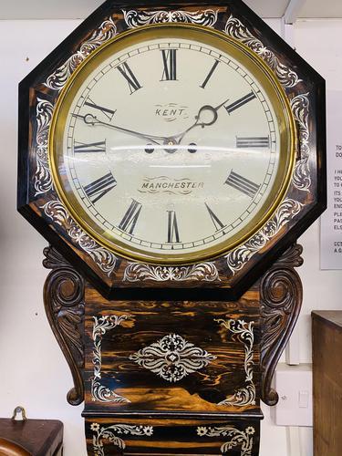 Mother of Pearl Coromandel Clock (1 of 6)