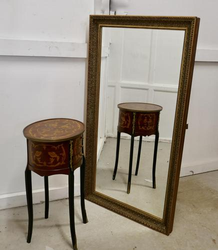 A 19th Century French Large Gilt Mirror (1 of 8)