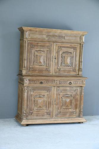 Large Continental Oak Dresser (1 of 12)