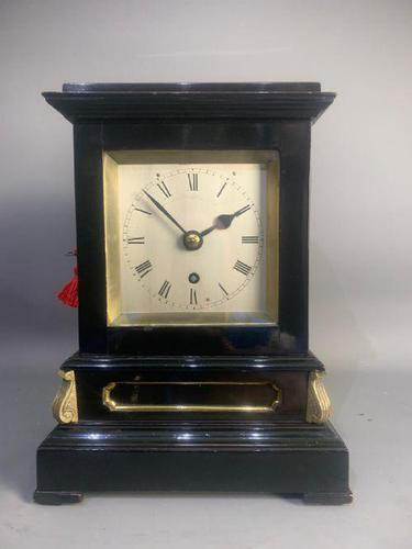 Early 19th Century Library Clock (1 of 10)