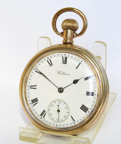 1912 Waltham Traveler Pocket Watch (1 of 5)
