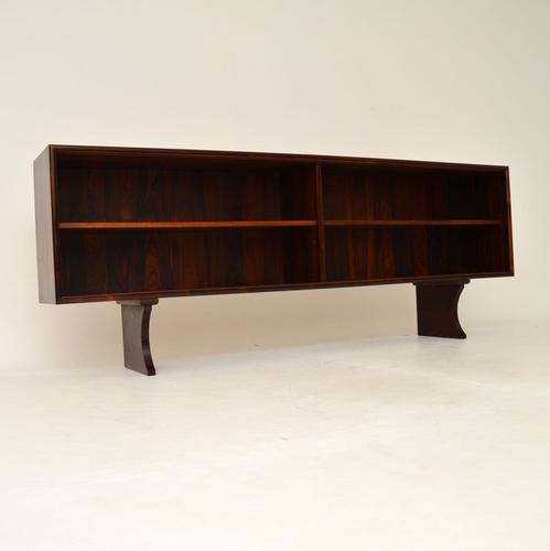 Danish Rosewood Vintage Sideboard Hutch by Axel Christensen (1 of 7)